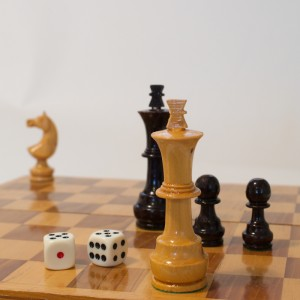 Creatives and Business Advertising Chess vs Chance