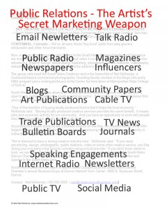 There are a lot of media choices available to you - choose them wisely!
