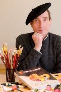 Image of Neil McKenzie Author of The Artists Business and Marketing ToolBox web size