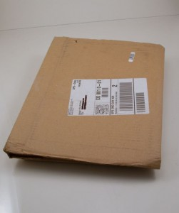 Plain packaging can protect your art during shipping but it doesn't say much about your brand.