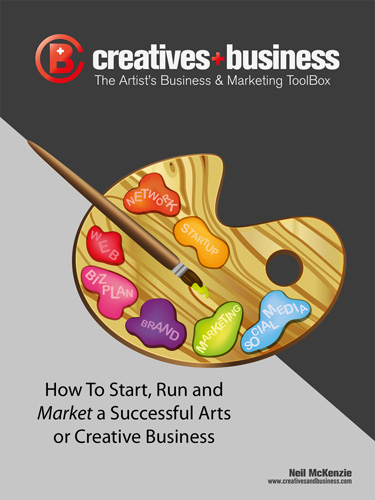 Find Out More About The Artists Business and Marketing ToolBox