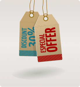 Image of Sales Tags