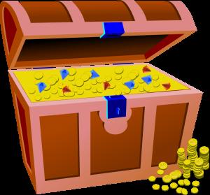 Image of treasure chest