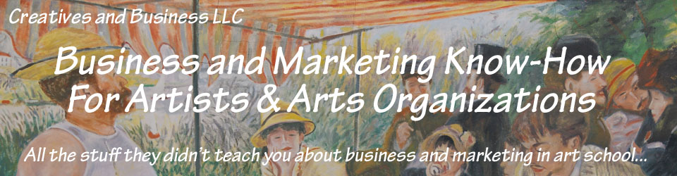 Art Marketing and Business by Neil McKenzie Creatives and Business LLC
